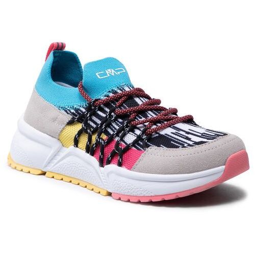 Damskie obuwie sportowe, Sneakersy CMP - Kairhos Wmn Leisure Shoe 31Q9546 Sand/lemon/Ibiza 04PG