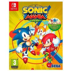 Cenega Gra NS Sonic Mania Plus