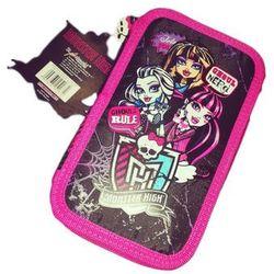 1 Kiddy Piórnik z wyposażeniem Monster High