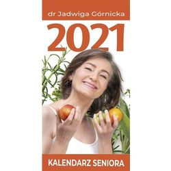 Kalendarz 2021 Seniora KR 1 - Górnicka Jadwiga