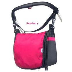 Torba do wózka Caretero - Raspberry