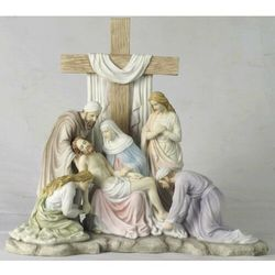 ZDJĘCIE JEZUSA Z KRZYŻA KALWARIA KOLOR VERONESE (WU75890AA)
