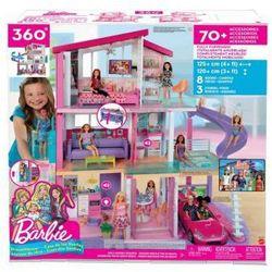 Domek dla lalek Barbie światła i dźwięki. Darmowy odbiór w niemal 100 księgarniach!