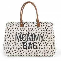 Childhome - Torba Mommy Bag - Leopard
