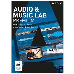 MAGIX Audio & Music Lab Premium - Box - EN - Certyfikaty Rzetelna Firma i Adobe Gold Reseller