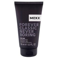 Mexx Forever Classic Never Boring żel pod prysznic 150 ml dla mężczyzn