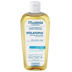 MUSTELA Stelatopia mleczny olejek d/kąpieli 200ml