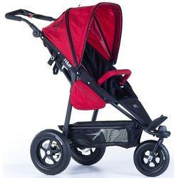 Wózek TFK Joggster Lite Twist II Czerwony + DARMOWY TRANSPORT!