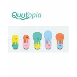 Quut zestaw puzzli piankowych quutopia meduzy