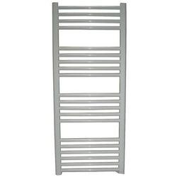 Grzejnik łazienkowy Wetherby wykończenie proste, 600x1500, Biały/RAL -