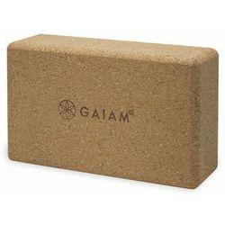 GAIAM - 52292 - Kostka do jogi z korka