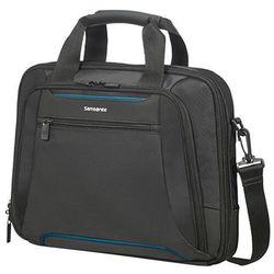 """Samsonite Kleur torba na ramię na laptopa 14"""" / na tablet 10,1"""" / czarno-szara - Black / Anthracite"""
