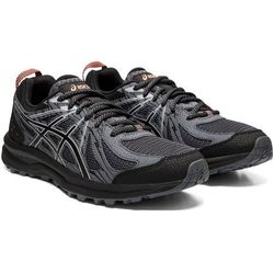 DAMSKIE BUTY DO BIEGANIA ASICS FREQUENT 1012A022-004 BLACK/PIEDMONT GREY 38