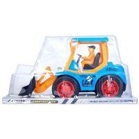 Pozostałe samochody i pojazdy dla dzieci, Maszyna budowlana plastikowa