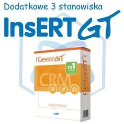 InsERT Gestor GT - rozszerzenie na dodatkowe 3 stanowiska