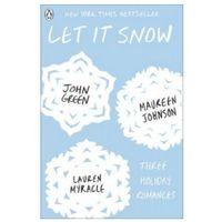 Książki do nauki języka, Let it Snow (opr. miękka)