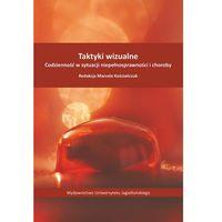 Socjologia, Taktyki wizualne - majówkowy szał CENOWY (opr. miękka)