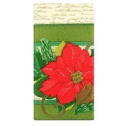 Obrus świąteczny imitujący tkaninę (120cm x 180cm) 16263