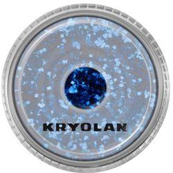Kryolan POLYESTER GLIMMER COARSE (NAVY BLUE) Gruby sypki brokat - NAVY BLUE (2901)