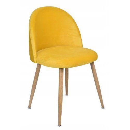 Krzesła, KRZESŁO MOON ZÓŁTE