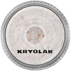 Kryolan GLAMOUR SPARKS Puder o wysokim połysku - SILVER SPARKS (5751)