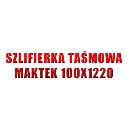 Szlifierki i polerki, MAKTEK S100 promocja (-18%)