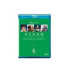 PIXAR KOLEKCJA FILMÓW KRÓTKOMETRAZOWYCH, CZESC 2 (BD) DISNEY PIXAR (Płyta BluRay)