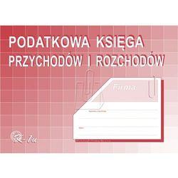Podatkowa księga przychodów i rozchodów A4 K-1u - Michalczyk i Prokop