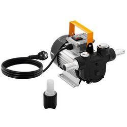 MSW Pompa do oleju - mini cpn - 60 l/min MSW-OP60 - 3 LATA GWARANCJI