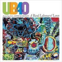 Pozostała muzyka rozrywkowa, A REAL LABOUR OF LOVE 2LP. - UB40 (Płyta winylowa)