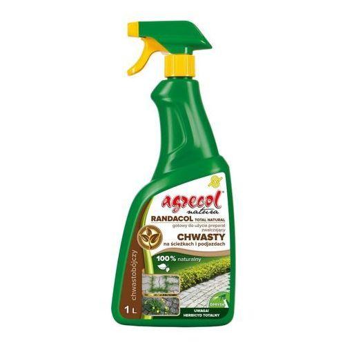 Środki na szkodniki, Środek ochrony roślin Agrecol Randacol Total Natural 1 l