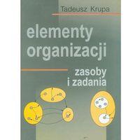 Leksykony techniczne, Elementy organizacji (opr. twarda)
