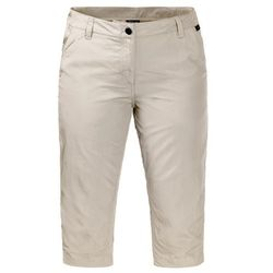 Spodnie damskie KALAHARI 3/4 PANTS WOMEN light sand - 36