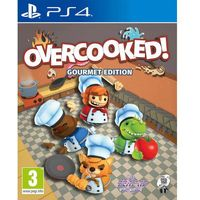 Gry Xbox One, Overcooked Gourmet Edition (Xbox One)