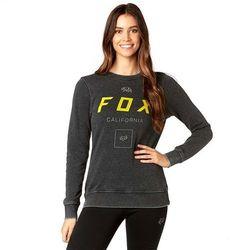 bluza FOX - Growled Po Crew Black (001) rozmiar: XS