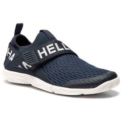 Buty HELLY HANSEN - Hydromoc Slip-On Shoe 114-68.597 Navy/Bleached Aqua/Off White