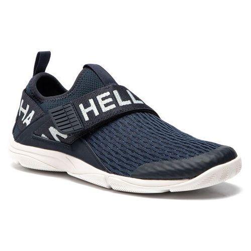 Pozostałe pływanie, Buty HELLY HANSEN - Hydromoc Slip-On Shoe 114-68.597 Navy/Bleached Aqua/Off White