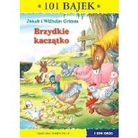 Książki dla dzieci, Brzydkie kaczątko 101 bajek (opr. miękka)