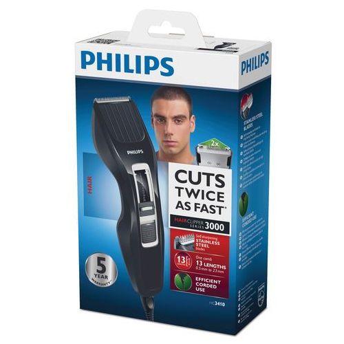 Maszynki do strzyżenia i trymery, Philips HC 3410