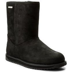 Buty EMU AUSTRALIA - Paterson Classic Leather Lo W11620 Black/Noir