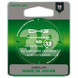 Filtr Marumi DHG ND32 58mm (MND(32)58 DHG) Darmowy odbiór w 21 miastach!
