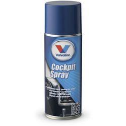 Spray do czyszczenia kokpitu VALVOLINE Cockpit Spray 400 ml