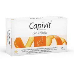 Capivit anti-cellulite x 30 kapsułek