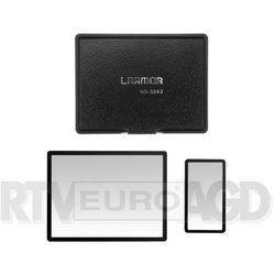 GGS Osłony LCD ochronna i przeciwsłoneczna Larmor GEN5 do Nikon D600 D610