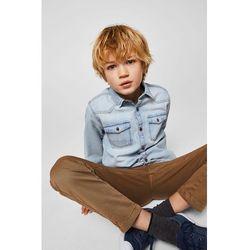 Mango Kids - Koszula dziecięca Dave 104-164 cm