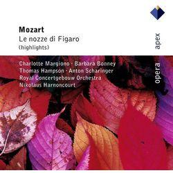 MOZA:LE NOZZE DI FIGARO - N./rco Harnoncourt (Płyta CD)