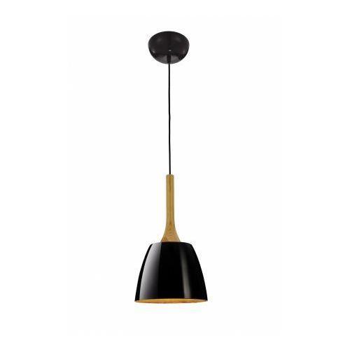 Lampy sufitowe, ROCKY LAMPA WISZĄCA ZUMA LINE MD6003-1BL