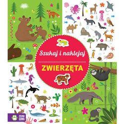 Zwierzęta szukaj I naklejaj (opr. broszurowa)