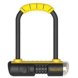 Zapięcie U-lock ONGUARD Combo Mini 8013C czarny-żółty / Rozmiar: 9 x 14 cm 13 mm onguard (-16%)