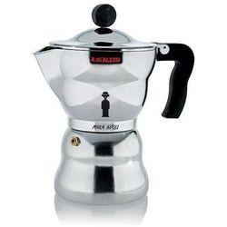 Ekspres przelewowy Alessi MOKA Kawiarka Do Espresso Mała (AAM33/1) Darmowy odbiór w 21 miastach!